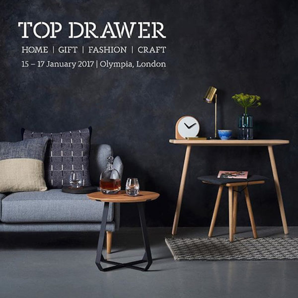 Blog image O + B @ Top Drawer Olson and Baker - Designer & Contemporary Sofas, Furniture - Olson and Baker showcases original designs from authentic, designer brands. Buy contemporary furniture, lighting, storage, sofas & chairs at Olson + Baker.