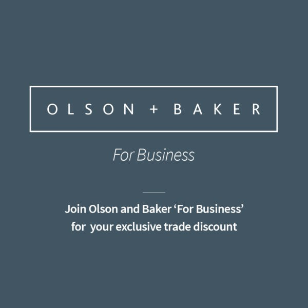 Blog image Small Business Saturday Discount Codes Olson and Baker - Designer & Contemporary Sofas, Furniture - Olson and Baker showcases original designs from authentic, designer brands. Buy contemporary furniture, lighting, storage, sofas & chairs at Olson + Baker.