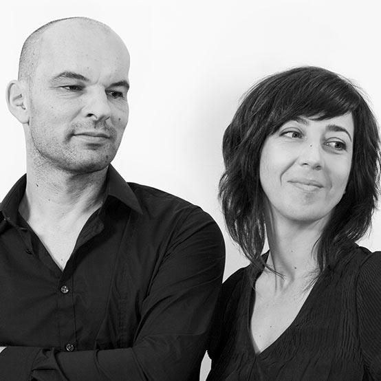 Rachel & Benoit Convers