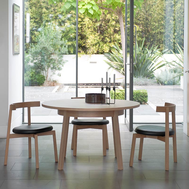 Case-Furniture-Okinami-Chair-by-Nazanin-Kamali-1 Olson and Baker - Designer & Contemporary Sofas, Furniture - Olson and Baker showcases original designs from authentic, designer brands. Buy contemporary furniture, lighting, storage, sofas & chairs at Olson + Baker.