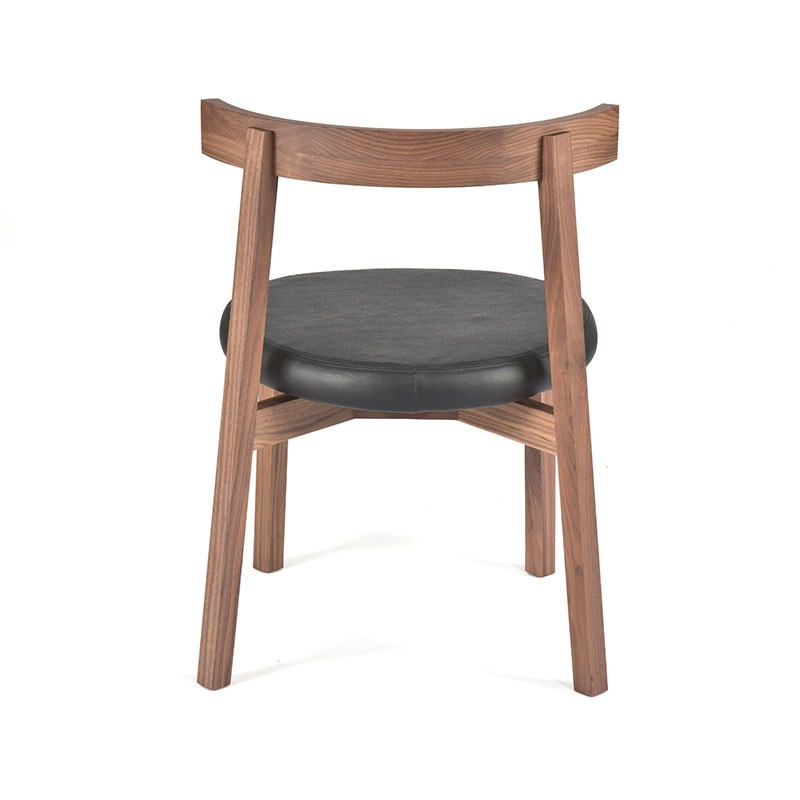 Case Furniture Okinami Chair by Nazanin Kamali Olson and Baker - Designer & Contemporary Sofas, Furniture - Olson and Baker showcases original designs from authentic, designer brands. Buy contemporary furniture, lighting, storage, sofas & chairs at Olson + Baker.