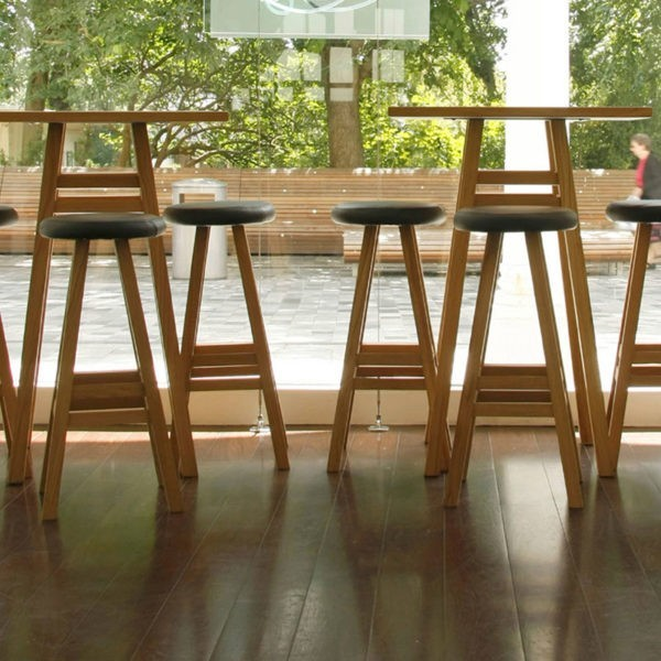 Okinami High Bar Stool