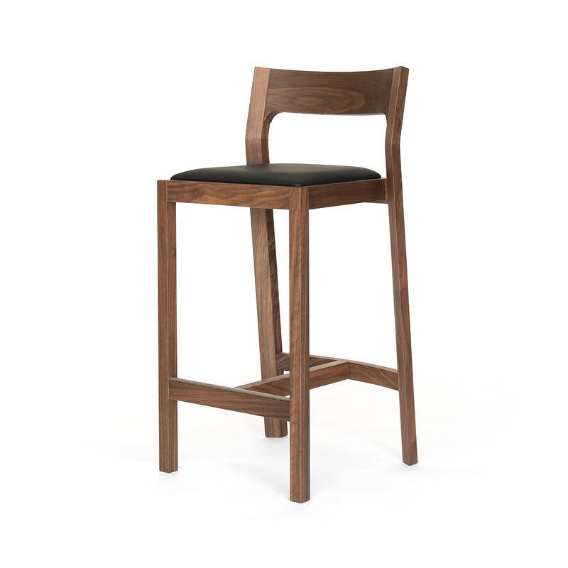 Case Furniture Profile High Bar Stool by Matthew Hilton