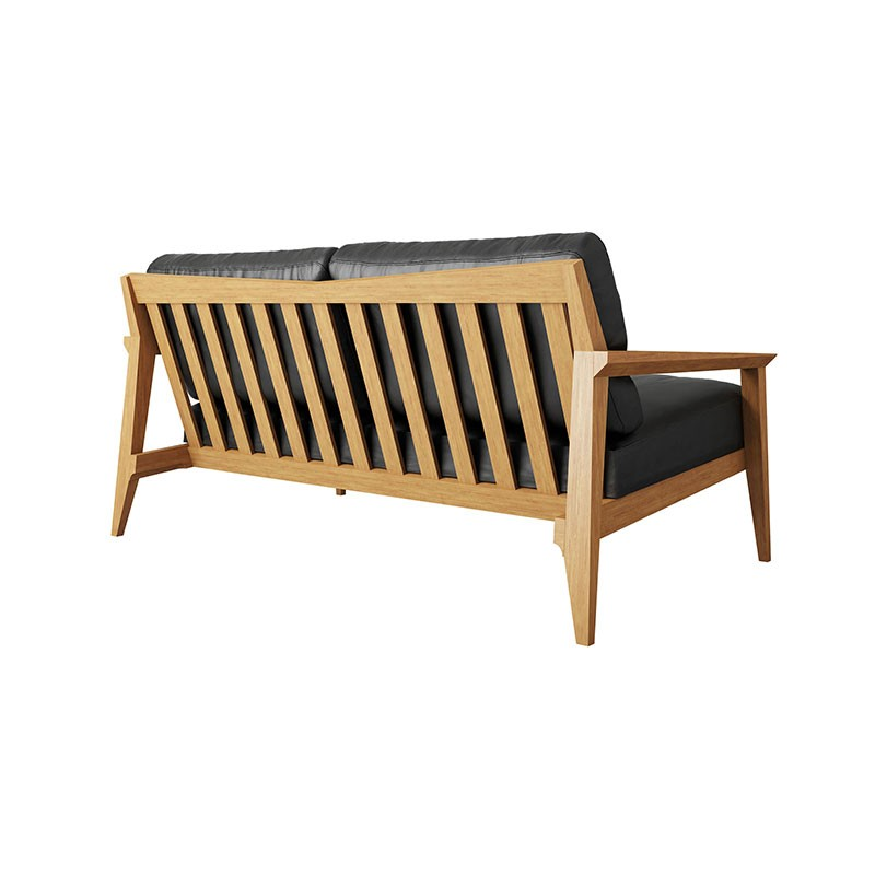 Case-Furniture-Stanley-Two-Seat-Sofa-by-Matthew-Hilton-1 Olson and Baker - Designer & Contemporary Sofas, Furniture - Olson and Baker showcases original designs from authentic, designer brands. Buy contemporary furniture, lighting, storage, sofas & chairs at Olson + Baker.