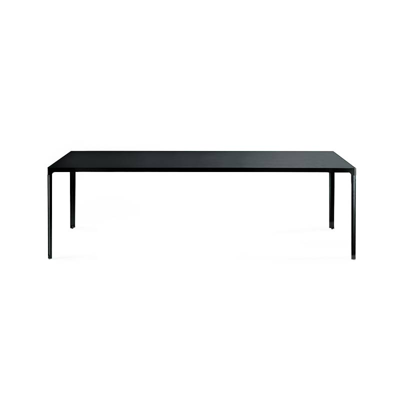 Desalto Fan 100x240cm Table by Piero Lissoni Olson and Baker - Designer & Contemporary Sofas, Furniture - Olson and Baker showcases original designs from authentic, designer brands. Buy contemporary furniture, lighting, storage, sofas & chairs at Olson + Baker.