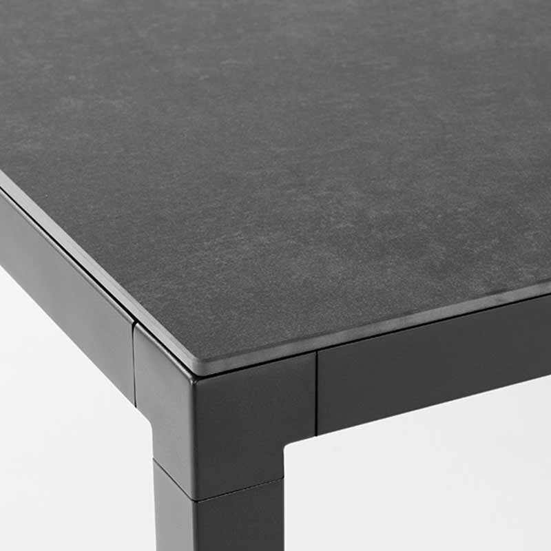 Desalto-Helsinki-Tall-Side-Table-by-Caronni-Bonanomi-1 Olson and Baker - Designer & Contemporary Sofas, Furniture - Olson and Baker showcases original designs from authentic, designer brands. Buy contemporary furniture, lighting, storage, sofas & chairs at Olson + Baker.