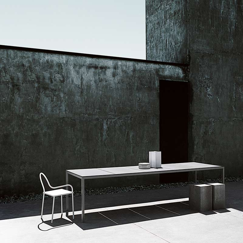 Desalto-Softer-than-Steel-Chair-by-Nendo-3 Olson and Baker - Designer & Contemporary Sofas, Furniture - Olson and Baker showcases original designs from authentic, designer brands. Buy contemporary furniture, lighting, storage, sofas & chairs at Olson + Baker.