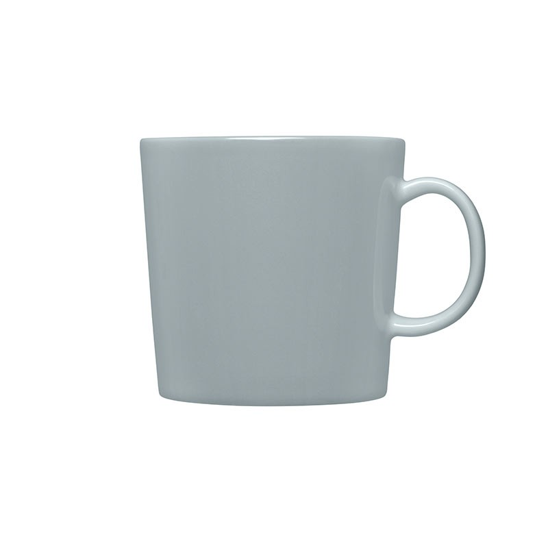 Iittala Teema Pearl Grey 0.4L Mug – Set of Six by Kaj Franck Olson and Baker - Designer & Contemporary Sofas, Furniture - Olson and Baker showcases original designs from authentic, designer brands. Buy contemporary furniture, lighting, storage, sofas & chairs at Olson + Baker.