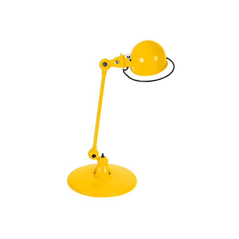 Jielde Loft D6000 Desk Lamp with One Arm by Jean-Louis Domecq Olson and Baker - Designer & Contemporary Sofas, Furniture - Olson and Baker showcases original designs from authentic, designer brands. Buy contemporary furniture, lighting, storage, sofas & chairs at Olson + Baker.