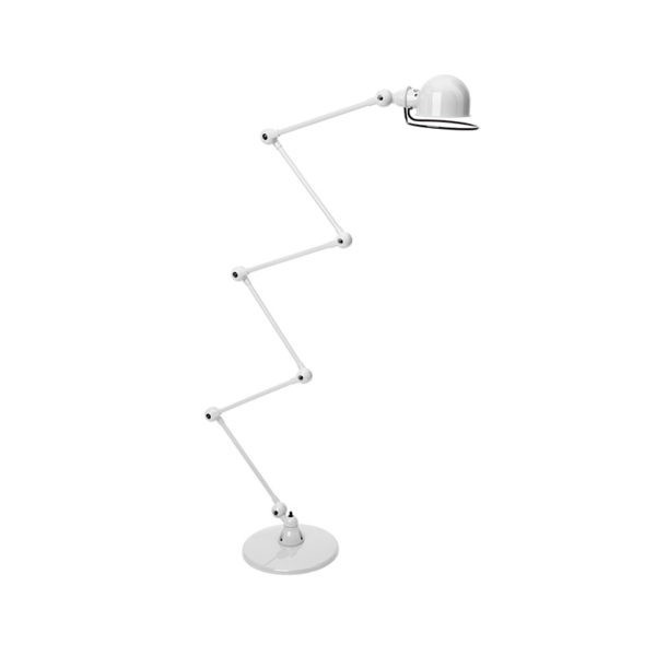 Loft D9406 Floor Lamp with Six Arms