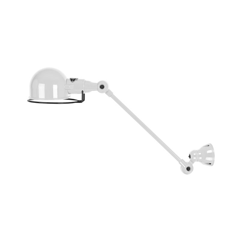 Jielde Signal SI301 Wall Lamp with One Arm by Jean-Louis Domecq Olson and Baker - Designer & Contemporary Sofas, Furniture - Olson and Baker showcases original designs from authentic, designer brands. Buy contemporary furniture, lighting, storage, sofas & chairs at Olson + Baker.
