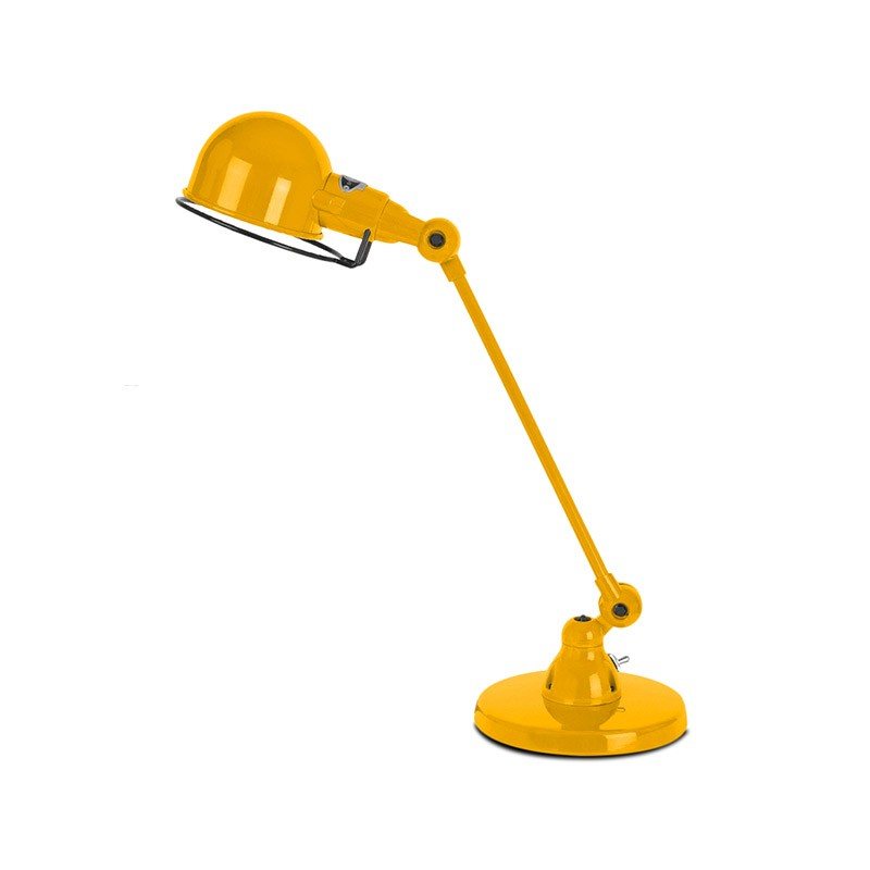 Jielde Signal SI400 Desk Lamp with One Arm by Jean-Louis Domecq Olson and Baker - Designer & Contemporary Sofas, Furniture - Olson and Baker showcases original designs from authentic, designer brands. Buy contemporary furniture, lighting, storage, sofas & chairs at Olson + Baker.