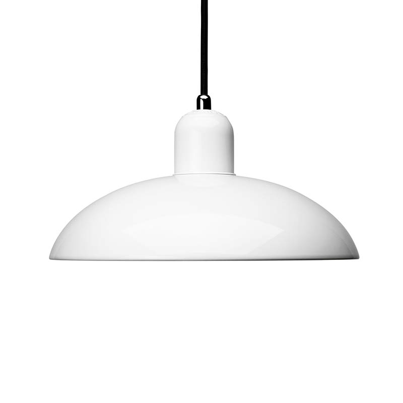 Fritz Hansen Kaiser Idell Pendant Light by Christian Dell Olson and Baker - Designer & Contemporary Sofas, Furniture - Olson and Baker showcases original designs from authentic, designer brands. Buy contemporary furniture, lighting, storage, sofas & chairs at Olson + Baker.
