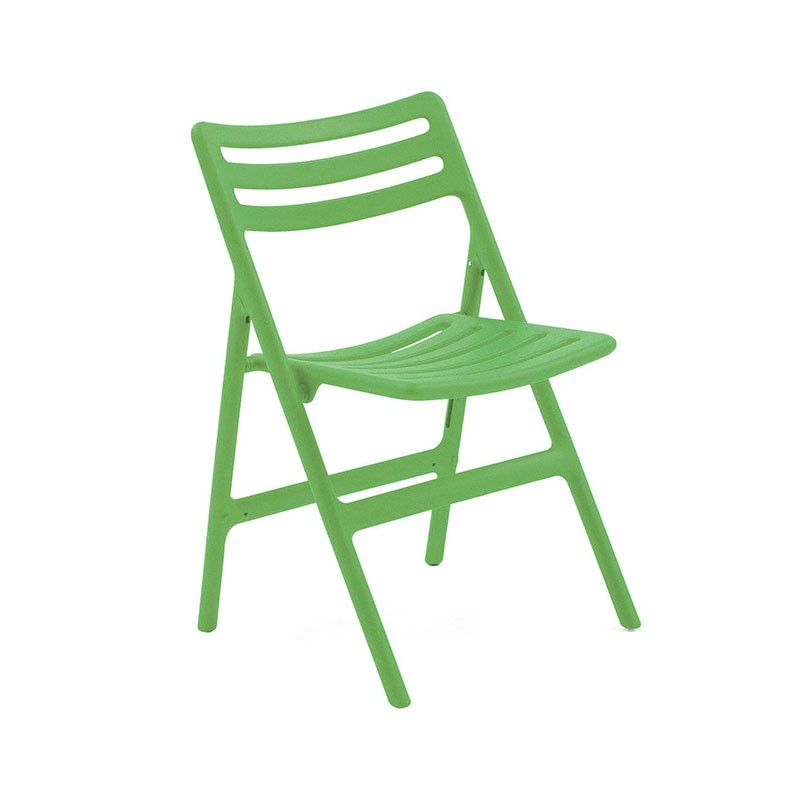Magis Folding Air Armchair by Jasper Morrison Olson and Baker - Designer & Contemporary Sofas, Furniture - Olson and Baker showcases original designs from authentic, designer brands. Buy contemporary furniture, lighting, storage, sofas & chairs at Olson + Baker.
