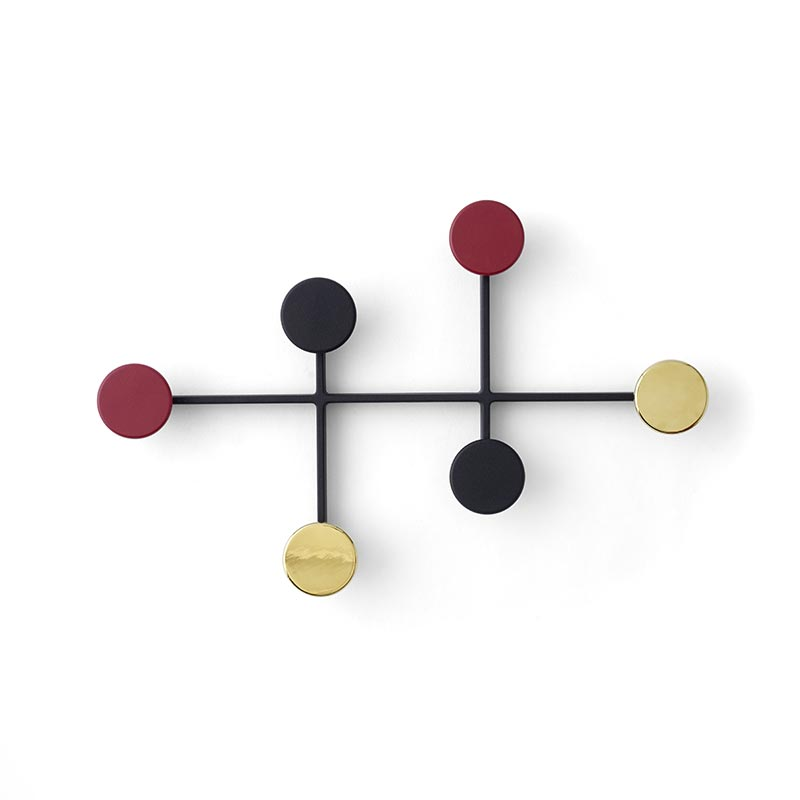 Menu Afteroom Coat Hanger by Afteroom Olson and Baker - Designer & Contemporary Sofas, Furniture - Olson and Baker showcases original designs from authentic, designer brands. Buy contemporary furniture, lighting, storage, sofas & chairs at Olson + Baker.