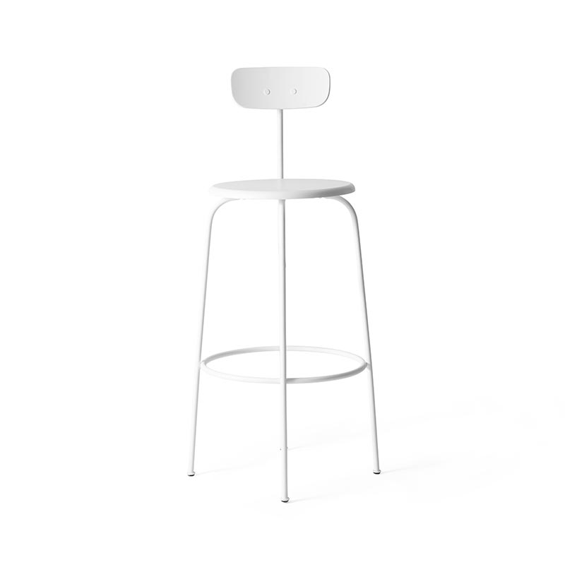 Menu-Afteroom-High-Bar-Stool-by-Afteroom-2 Olson and Baker - Designer & Contemporary Sofas, Furniture - Olson and Baker showcases original designs from authentic, designer brands. Buy contemporary furniture, lighting, storage, sofas & chairs at Olson + Baker.
