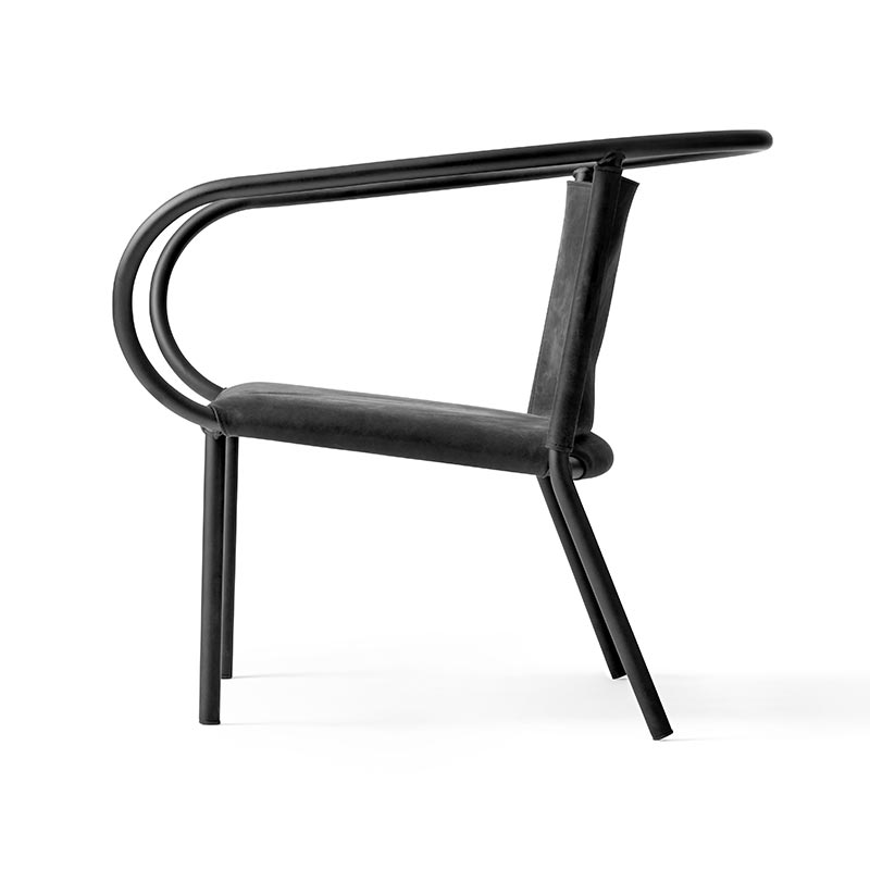 Menu-Afteroom-Lounge-Chair-by-Afteroom-3 Olson and Baker - Designer & Contemporary Sofas, Furniture - Olson and Baker showcases original designs from authentic, designer brands. Buy contemporary furniture, lighting, storage, sofas & chairs at Olson + Baker.