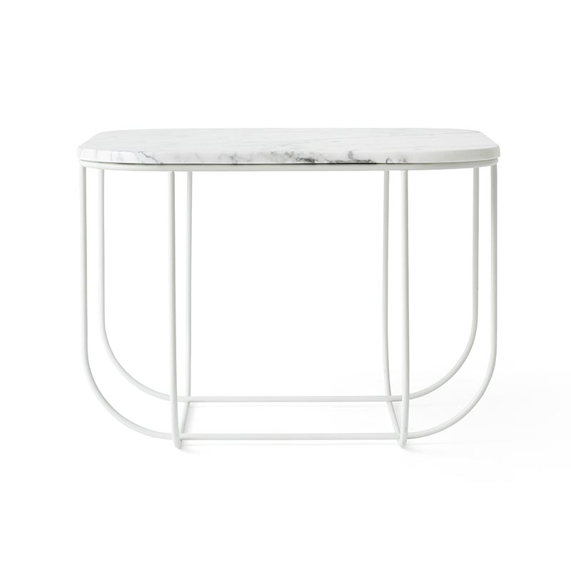 Menu Cage Table by Form us with Love Olson and Baker - Designer & Contemporary Sofas, Furniture - Olson and Baker showcases original designs from authentic, designer brands. Buy contemporary furniture, lighting, storage, sofas & chairs at Olson + Baker.