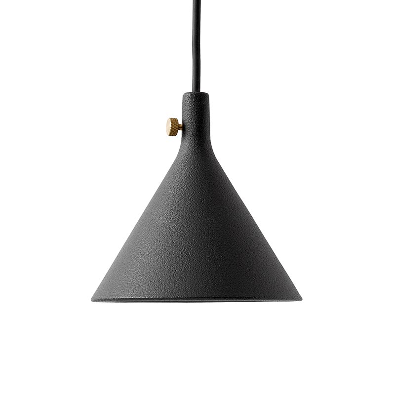 Menu Cast Pendant Light by Thomas Chung & Jordan Murphy Olson and Baker - Designer & Contemporary Sofas, Furniture - Olson and Baker showcases original designs from authentic, designer brands. Buy contemporary furniture, lighting, storage, sofas & chairs at Olson + Baker.