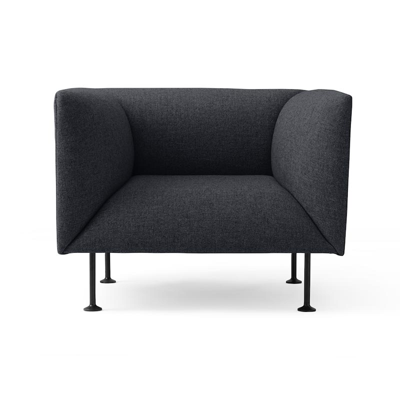 Menu Godot Armchair by Iskos-Berlin Olson and Baker - Designer & Contemporary Sofas, Furniture - Olson and Baker showcases original designs from authentic, designer brands. Buy contemporary furniture, lighting, storage, sofas & chairs at Olson + Baker.