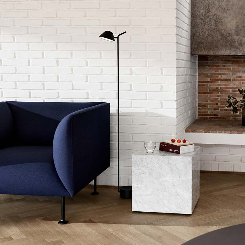 Menu-Godot-Two-Seat-Sofa-by-Iskos-Berlin-1 Olson and Baker - Designer & Contemporary Sofas, Furniture - Olson and Baker showcases original designs from authentic, designer brands. Buy contemporary furniture, lighting, storage, sofas & chairs at Olson + Baker.