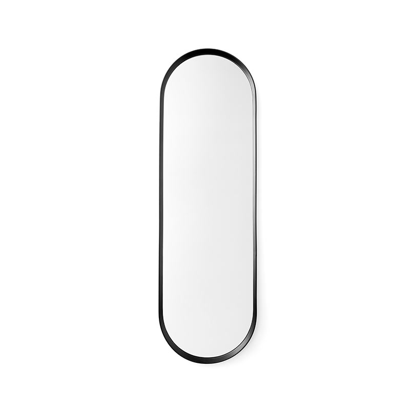 Menu Norm Oval Wall Mirror by Norm Architects Olson and Baker - Designer & Contemporary Sofas, Furniture - Olson and Baker showcases original designs from authentic, designer brands. Buy contemporary furniture, lighting, storage, sofas & chairs at Olson + Baker.