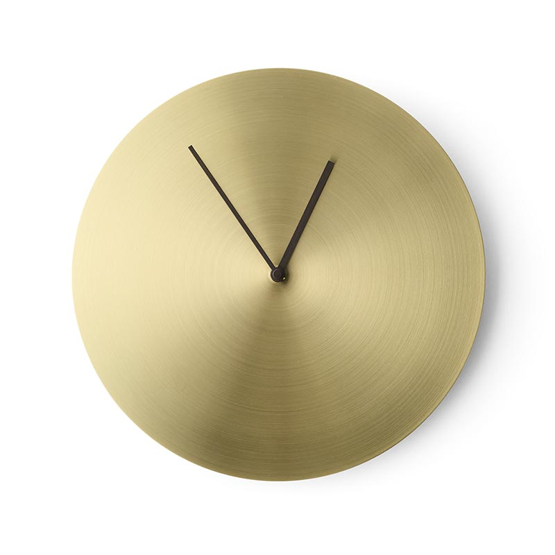Menu Norm Wall Clock by Norm Architects Olson and Baker - Designer & Contemporary Sofas, Furniture - Olson and Baker showcases original designs from authentic, designer brands. Buy contemporary furniture, lighting, storage, sofas & chairs at Olson + Baker.