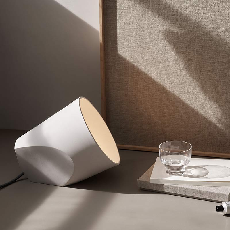Menu-On-The-Edge-Lamp-by-Noidoi-Design-Studio-2 Olson and Baker - Designer & Contemporary Sofas, Furniture - Olson and Baker showcases original designs from authentic, designer brands. Buy contemporary furniture, lighting, storage, sofas & chairs at Olson + Baker.