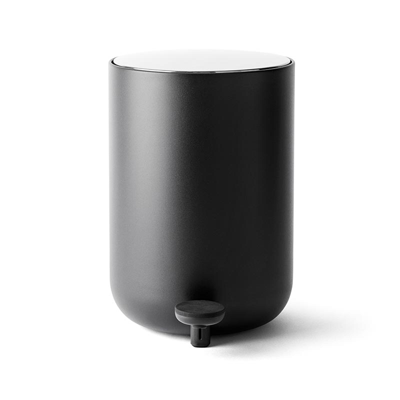 Menu Pedal 7L Bin by Norm Architects Olson and Baker - Designer & Contemporary Sofas, Furniture - Olson and Baker showcases original designs from authentic, designer brands. Buy contemporary furniture, lighting, storage, sofas & chairs at Olson + Baker.