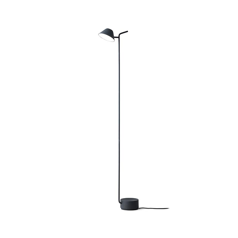 Menu Peek Floor Lamp by Jonas Wagell Olson and Baker - Designer & Contemporary Sofas, Furniture - Olson and Baker showcases original designs from authentic, designer brands. Buy contemporary furniture, lighting, storage, sofas & chairs at Olson + Baker.