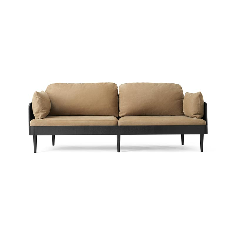 Menu Septembre Three Seat Sofa by Theresa Arns Olson and Baker - Designer & Contemporary Sofas, Furniture - Olson and Baker showcases original designs from authentic, designer brands. Buy contemporary furniture, lighting, storage, sofas & chairs at Olson + Baker.