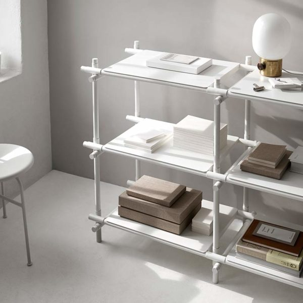 Stick Wide Shelving System