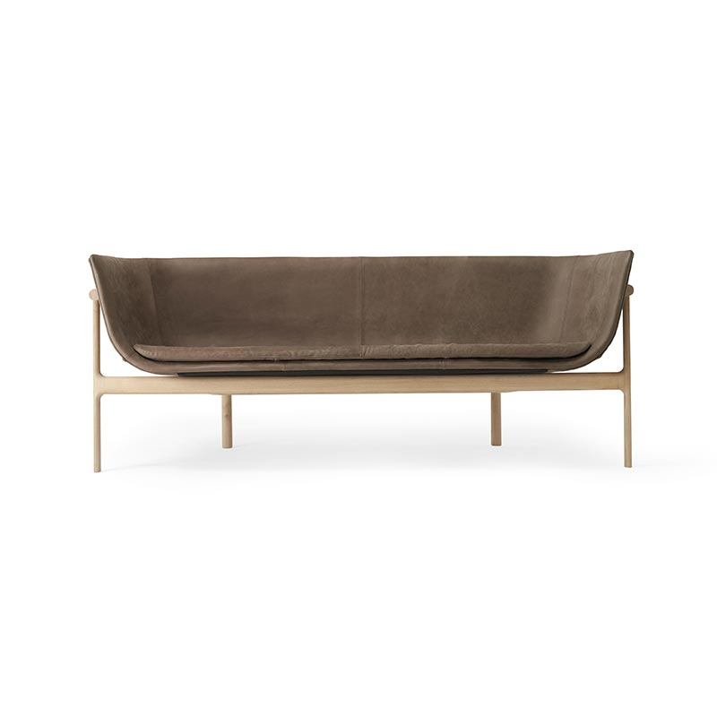 Menu Tailor Three Sofa by Roger Arquer Olson and Baker - Designer & Contemporary Sofas, Furniture - Olson and Baker showcases original designs from authentic, designer brands. Buy contemporary furniture, lighting, storage, sofas & chairs at Olson + Baker.