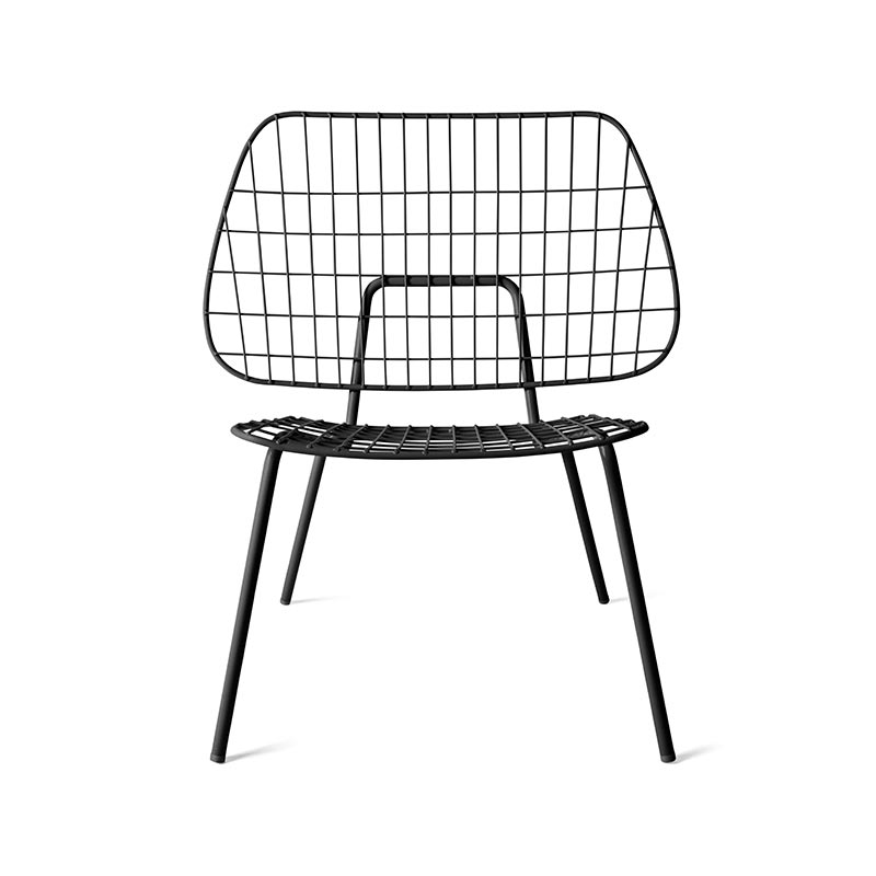 Menu WM String Lounge Chair by StudioWM Olson and Baker - Designer & Contemporary Sofas, Furniture - Olson and Baker showcases original designs from authentic, designer brands. Buy contemporary furniture, lighting, storage, sofas & chairs at Olson + Baker.