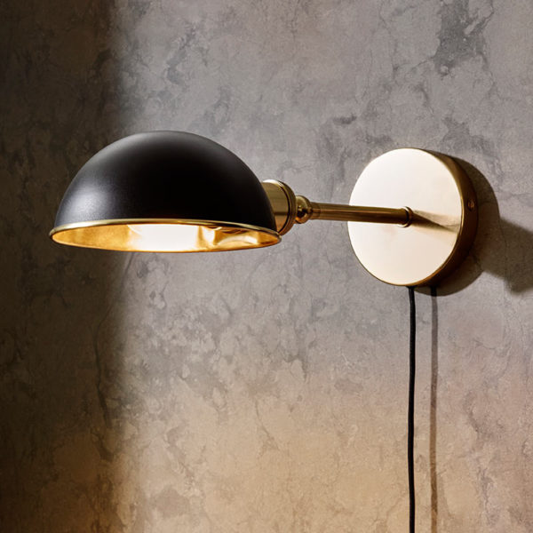 Walker Ceiling and Wall Lamp