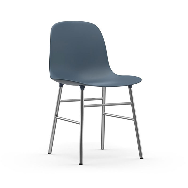 Normann Copenhagen Form Chair by Simon Legald Olson and Baker - Designer & Contemporary Sofas, Furniture - Olson and Baker showcases original designs from authentic, designer brands. Buy contemporary furniture, lighting, storage, sofas & chairs at Olson + Baker.