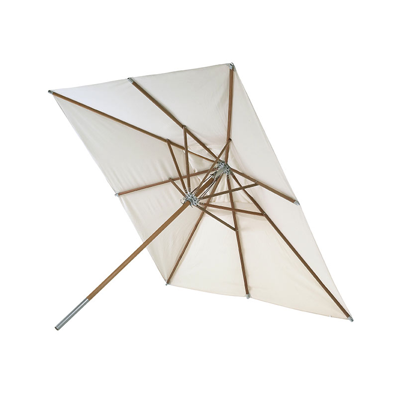 Skagerak Atlantis 330x330cm Parasol by Skagerak Studio Olson and Baker - Designer & Contemporary Sofas, Furniture - Olson and Baker showcases original designs from authentic, designer brands. Buy contemporary furniture, lighting, storage, sofas & chairs at Olson + Baker.