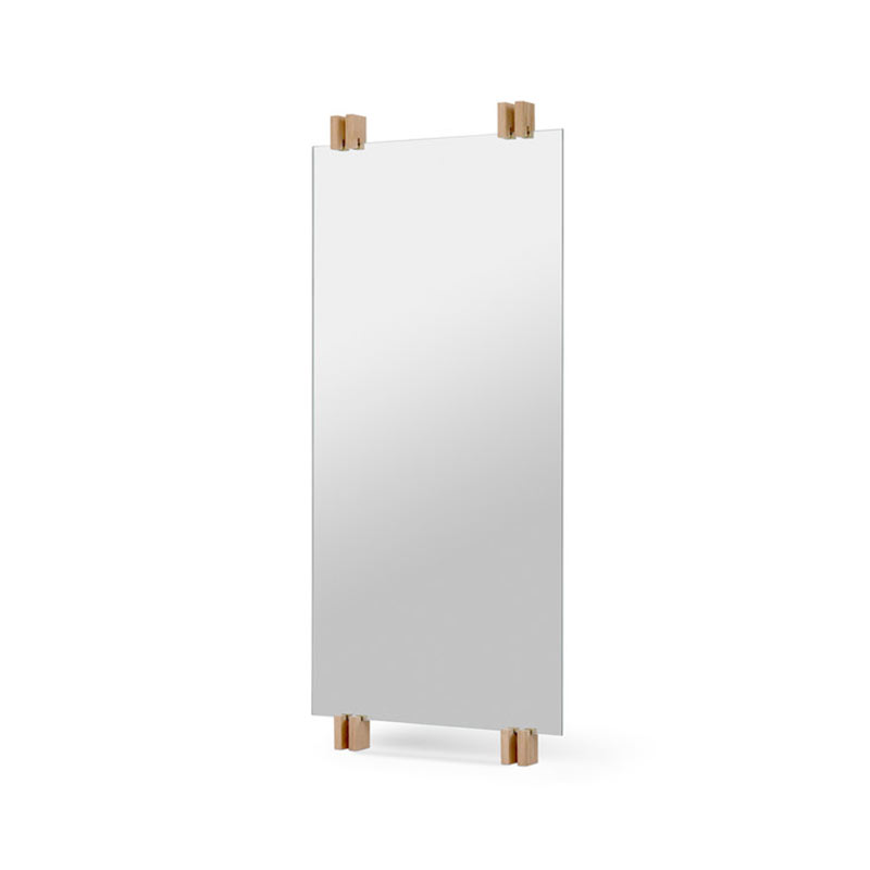 Skagerak Cutter Mirror by Niels Hvass Olson and Baker - Designer & Contemporary Sofas, Furniture - Olson and Baker showcases original designs from authentic, designer brands. Buy contemporary furniture, lighting, storage, sofas & chairs at Olson + Baker.