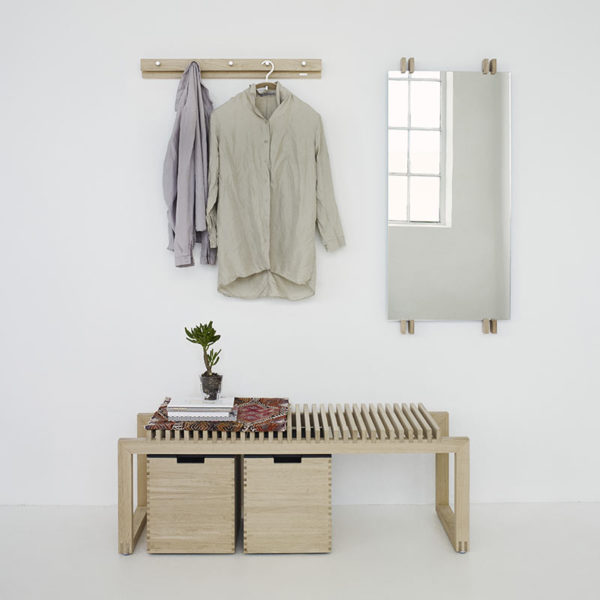 Cutter Two Seat Bench