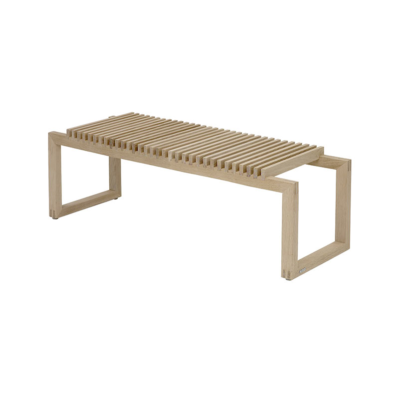 Skagerak Cutter Two Seat Bench by Niels Hvass