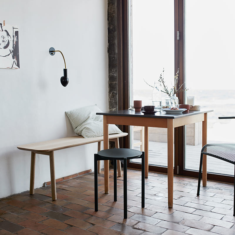 Skagerak-Hven-Bench-by-Anton-Bjorsing-3 Olson and Baker - Designer & Contemporary Sofas, Furniture - Olson and Baker showcases original designs from authentic, designer brands. Buy contemporary furniture, lighting, storage, sofas & chairs at Olson + Baker.