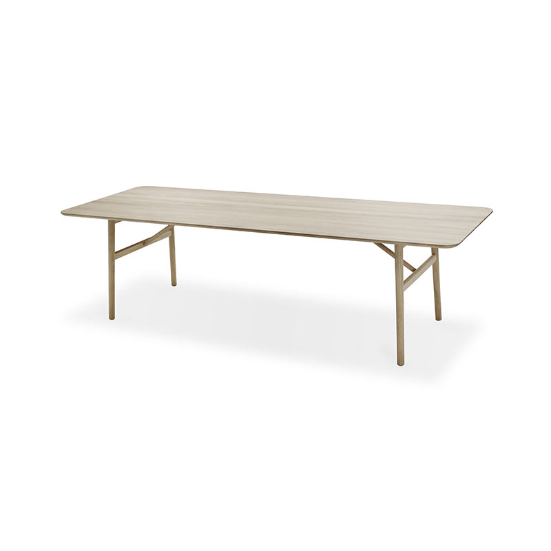 Skagerak Hven Rectangular Table by Anton Bjorsing Olson and Baker - Designer & Contemporary Sofas, Furniture - Olson and Baker showcases original designs from authentic, designer brands. Buy contemporary furniture, lighting, storage, sofas & chairs at Olson + Baker.
