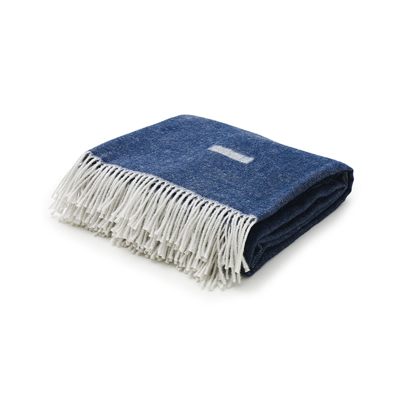 Skagerak Iota Blanket by Included Middle Olson and Baker - Designer & Contemporary Sofas, Furniture - Olson and Baker showcases original designs from authentic, designer brands. Buy contemporary furniture, lighting, storage, sofas & chairs at Olson + Baker.