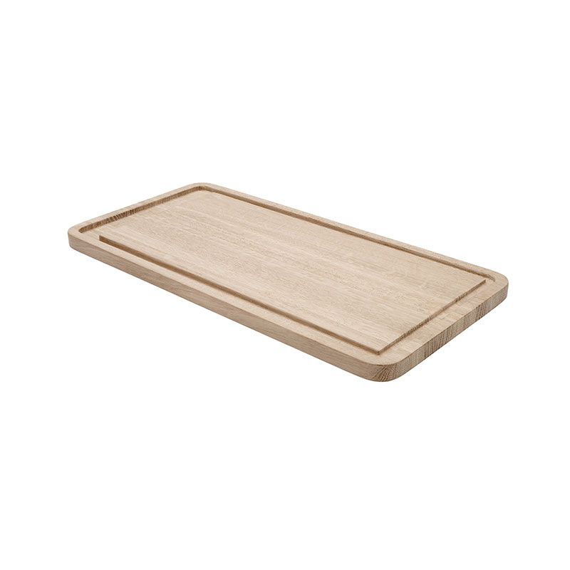 Skagerak Plank Chopping Board by VE2 Olson and Baker - Designer & Contemporary Sofas, Furniture - Olson and Baker showcases original designs from authentic, designer brands. Buy contemporary furniture, lighting, storage, sofas & chairs at Olson + Baker.