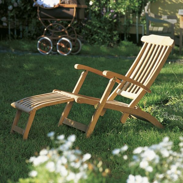 Steamer Deck Chair