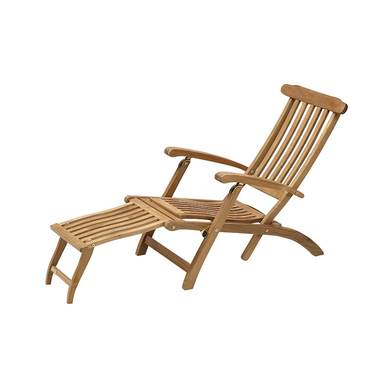Skagerak Steamer Deck Chair by Skagerak Studio