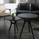Stellar-Works-Rén-Coffee-Table-in-Black-Ash-by-Peter-Bundgaard-Rützou-1 Olson and Baker - Designer & Contemporary Sofas, Furniture - Olson and Baker showcases original designs from authentic, designer brands. Buy contemporary furniture, lighting, storage, sofas & chairs at Olson + Baker.