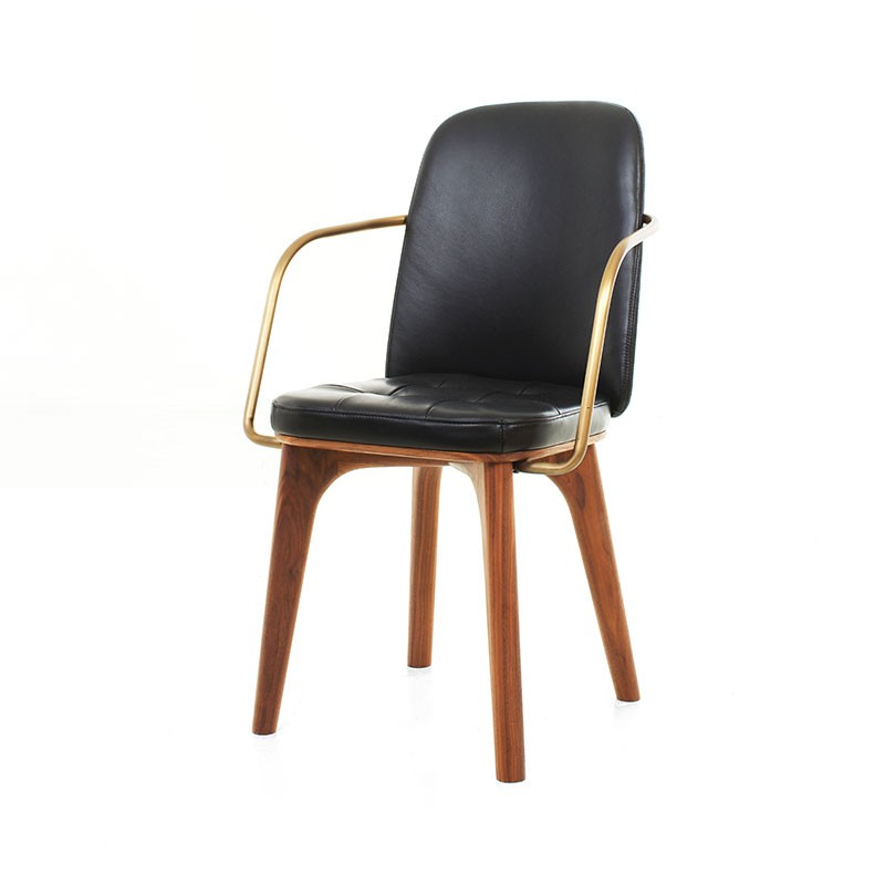 Stellar Works Utility Highback Armchair by Neri&Hu