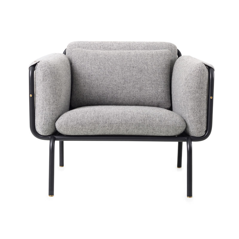 Stellar Works Valet Club Chair by David Rockwell Olson and Baker - Designer & Contemporary Sofas, Furniture - Olson and Baker showcases original designs from authentic, designer brands. Buy contemporary furniture, lighting, storage, sofas & chairs at Olson + Baker.
