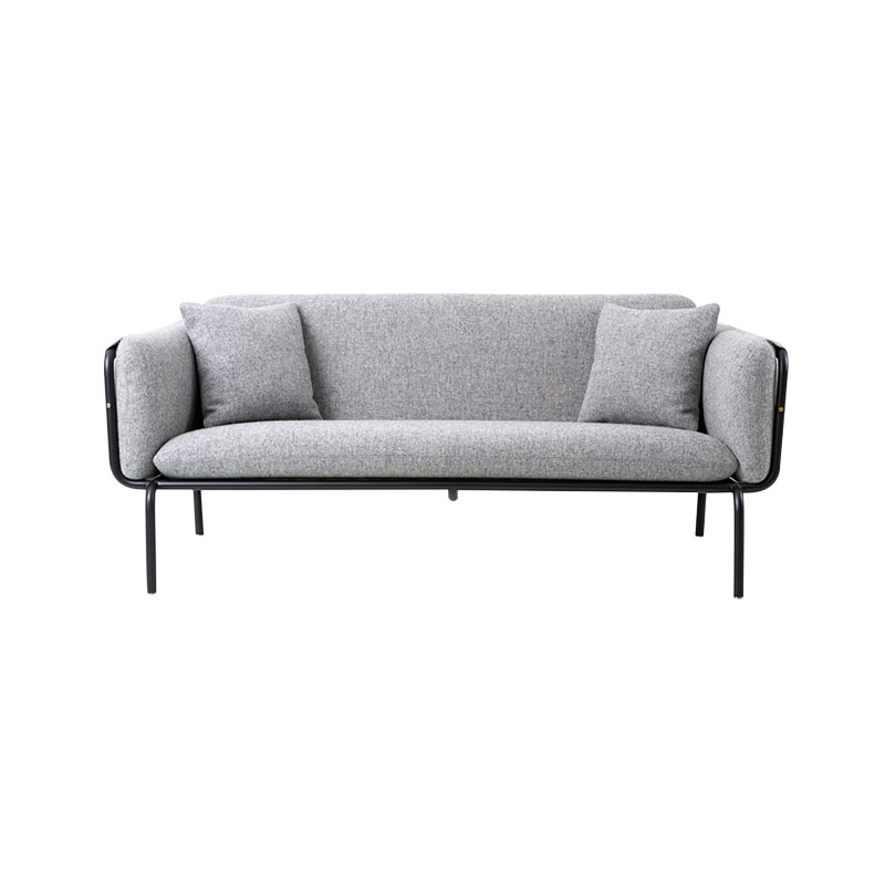 Stellar Works Valet Two Seat Sofa by David Rockwell Olson and Baker - Designer & Contemporary Sofas, Furniture - Olson and Baker showcases original designs from authentic, designer brands. Buy contemporary furniture, lighting, storage, sofas & chairs at Olson + Baker.
